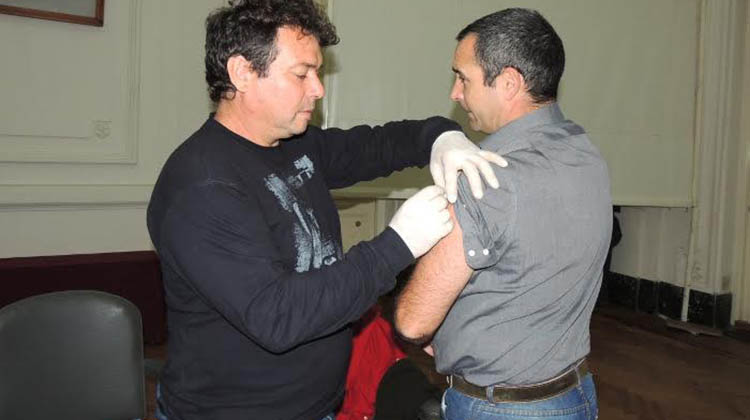 A vacunarse