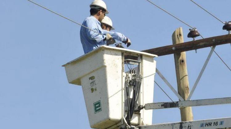 Corte de energía programado