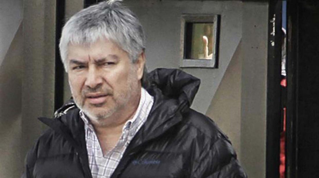 Lázaro Báez ya está en Tribunales
