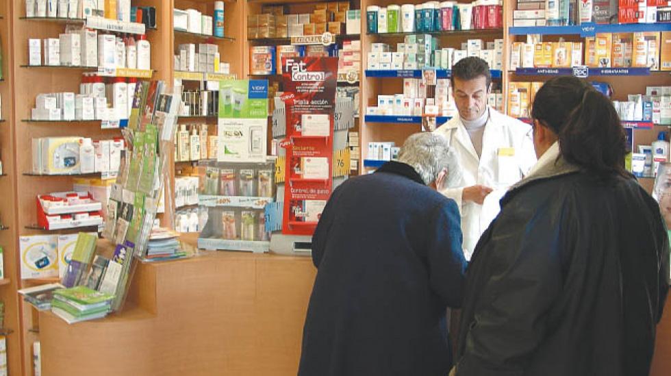 Farmacias cortan PAMI