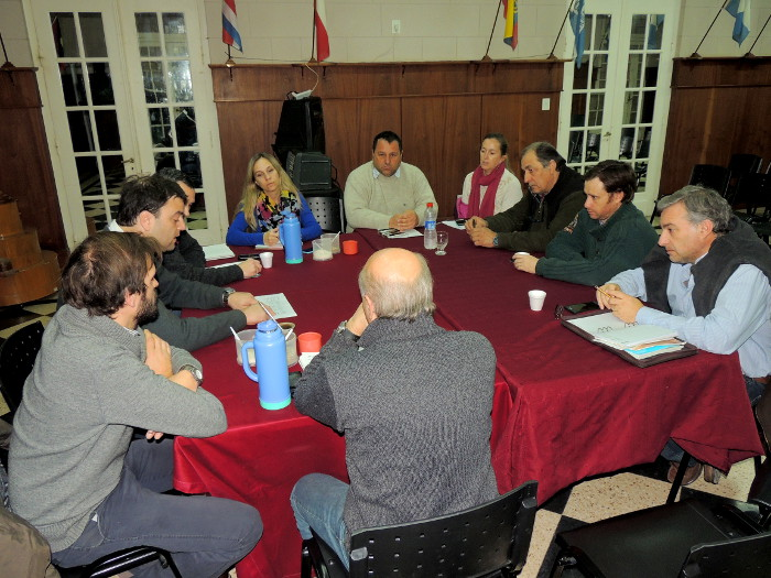 Reunión de la Mesa Agropecuaria Municipal