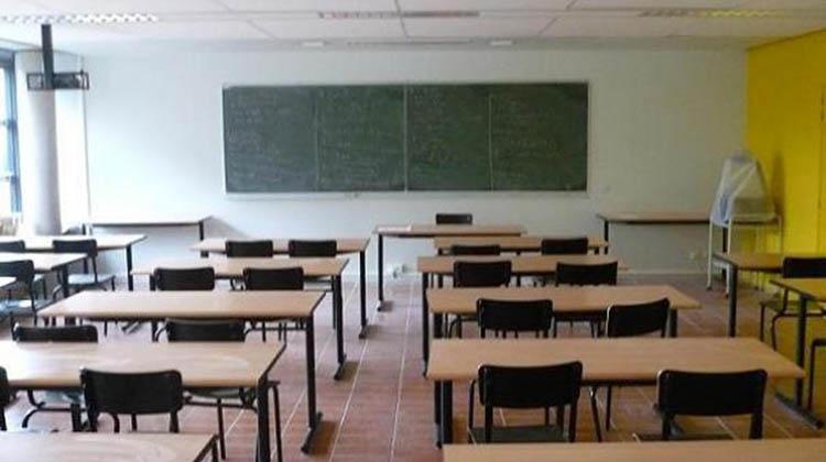 Sin clases en escuelas de todo el país