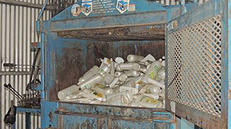 Recolección diferenciada de residuos