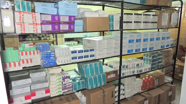 Habilitaron farmacia municipal