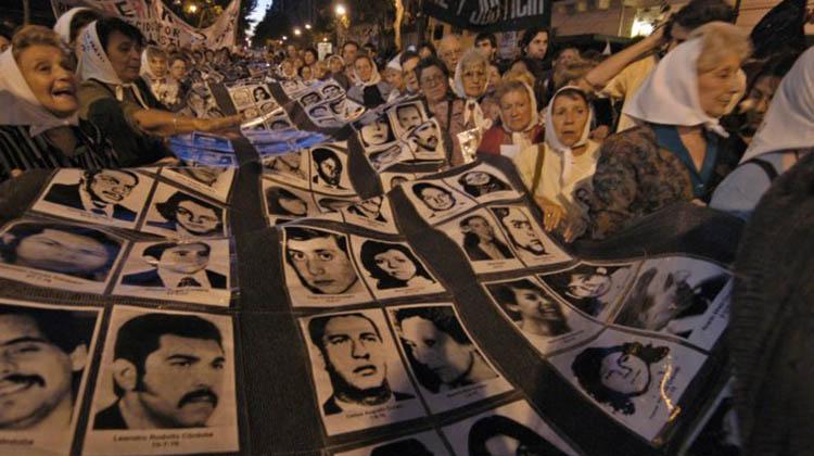 Actos oficiales a 41 años del Nunca Más