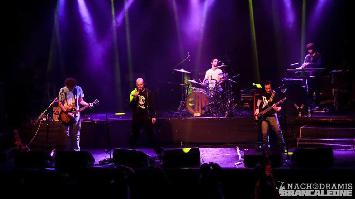 Brancaleone vuelve a The Roxy Live!