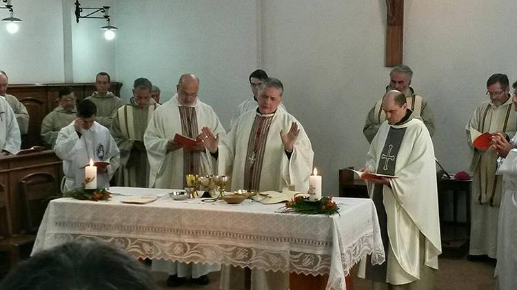 Nuevo sacerdote