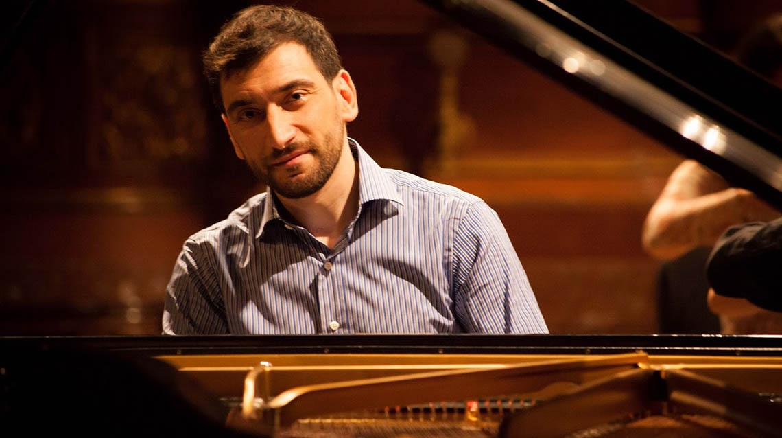 Antonio Formaro en concierto
