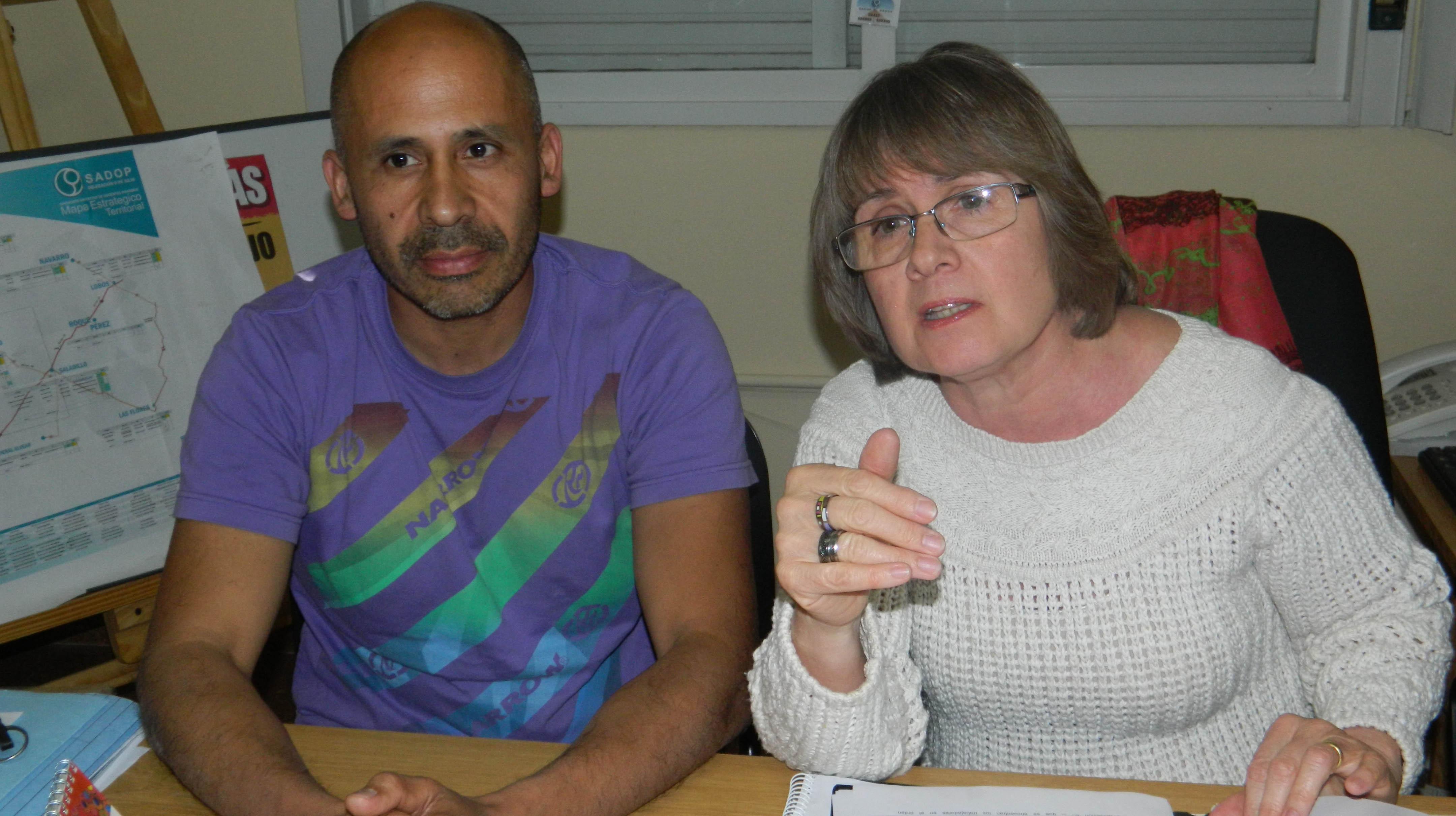 Conflicto docente con paro y movilización