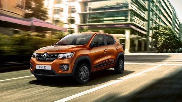 Calamari presenta Renault KWID