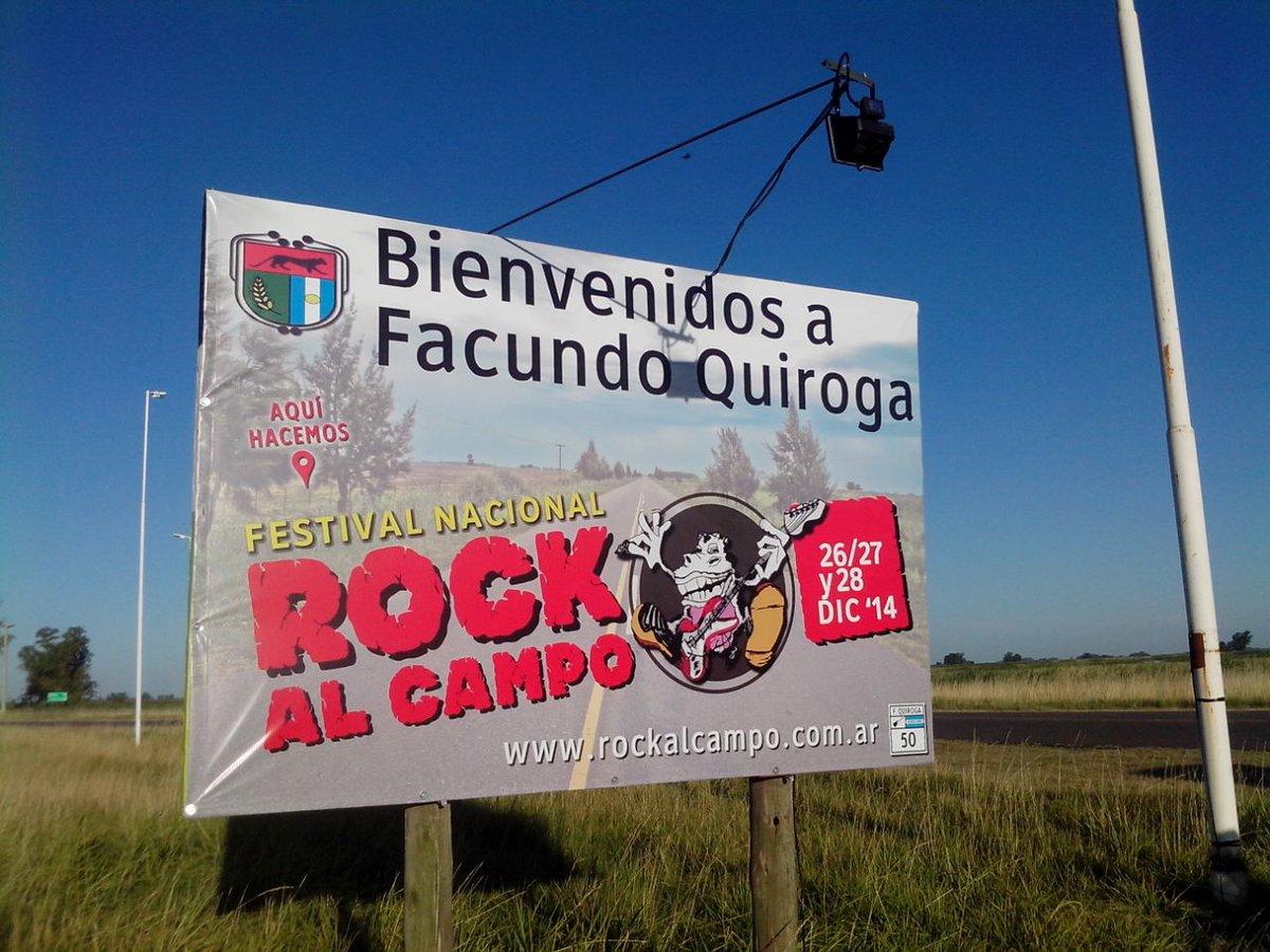 """No habrá """"Rock al Campo"""" en Quiroga"""