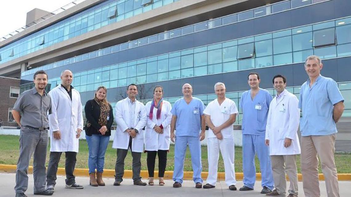 Excelencia médica en el Posadas