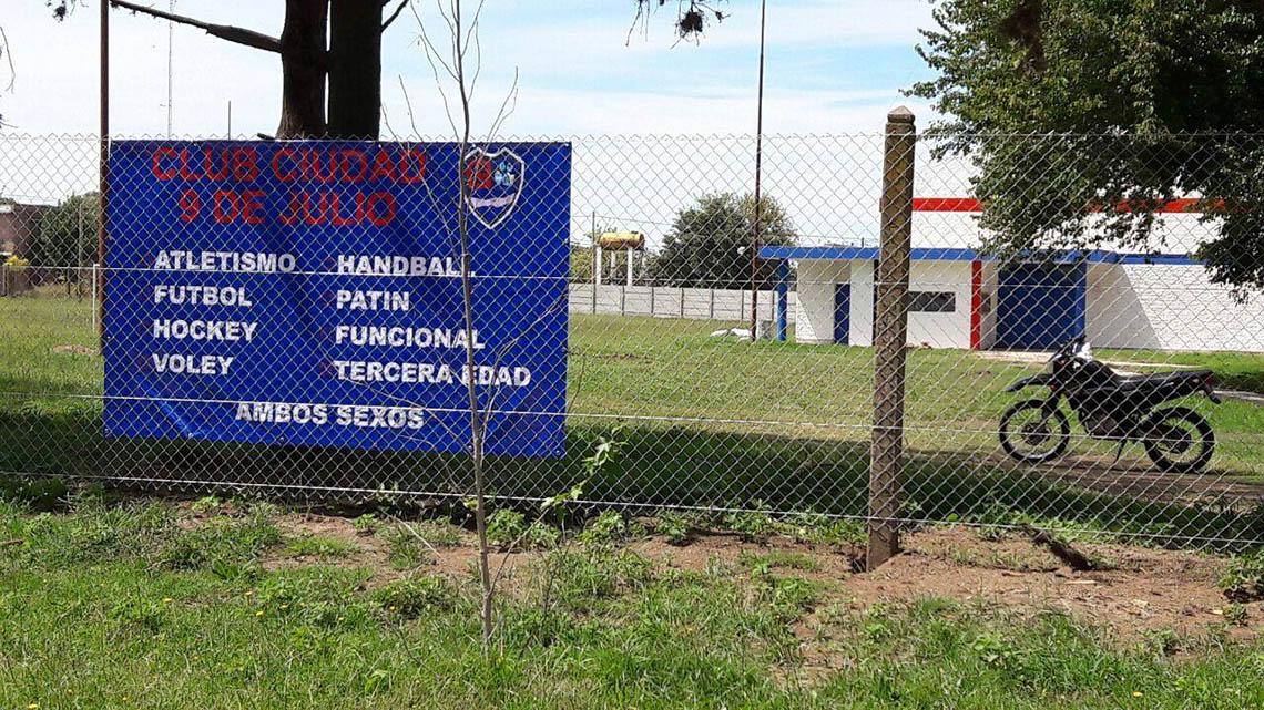 Club Ciudad 9 de Julio