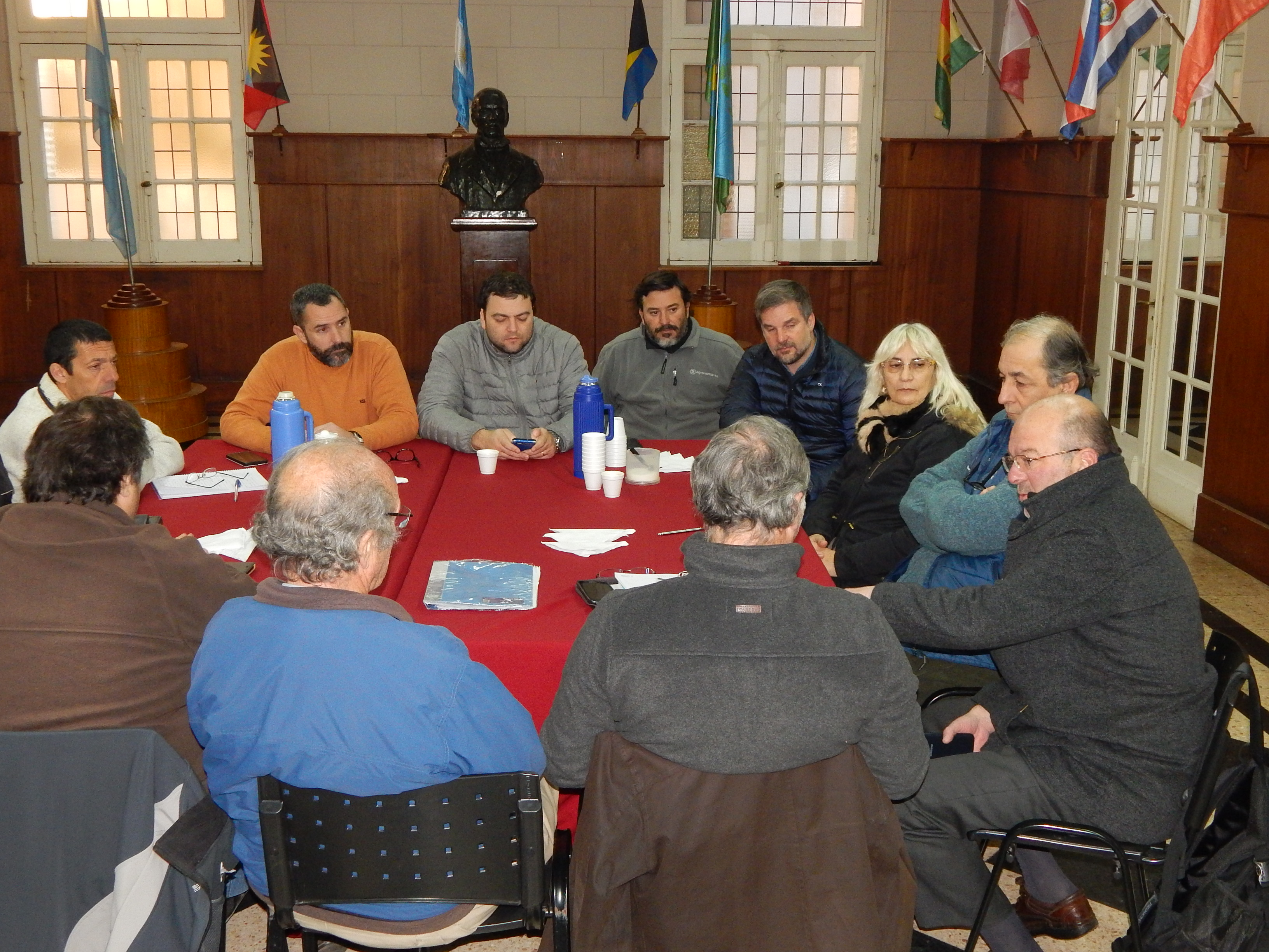 Reunión de Mesa Agropecuaria