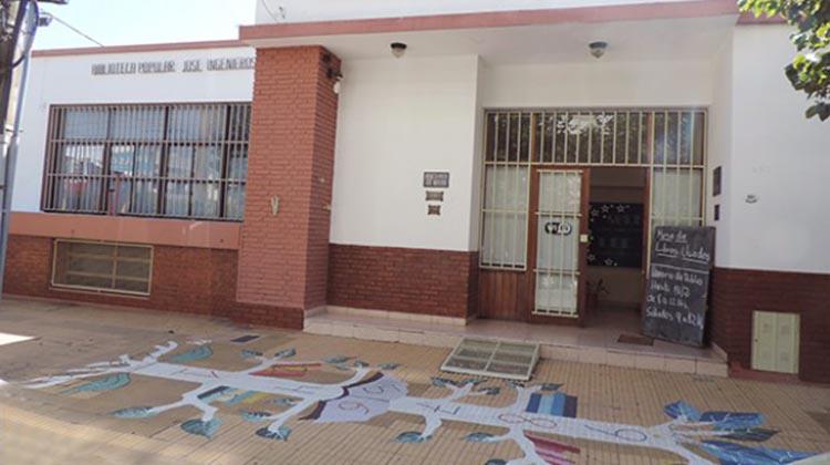 """""""Todos a la Biblioteca"""""""