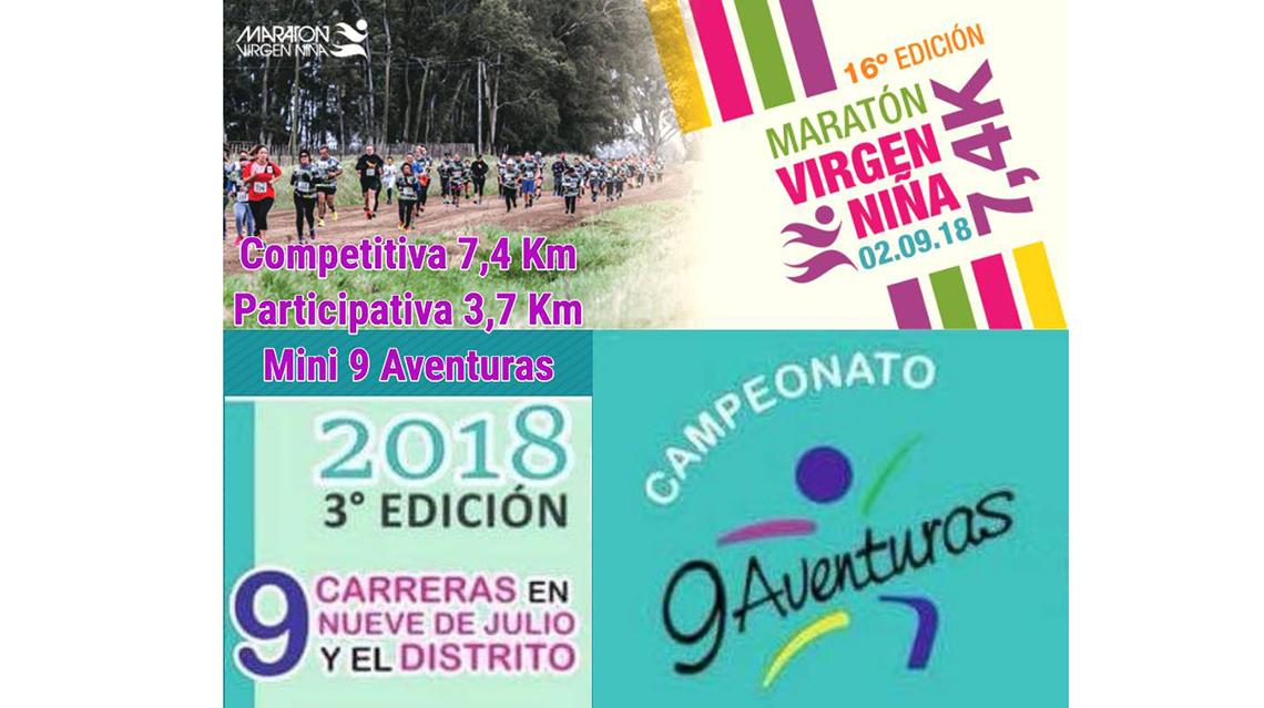 Maratón Virgen Niña