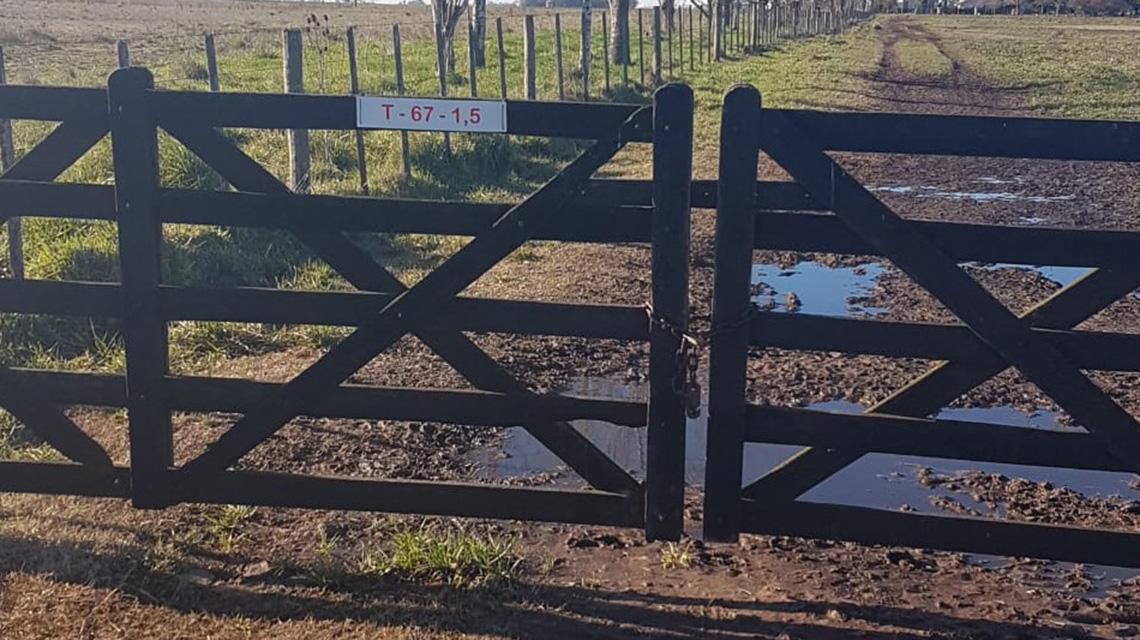 Nomenclatura de caminos rurales