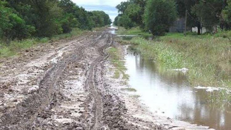 Alerta Caminos rurales