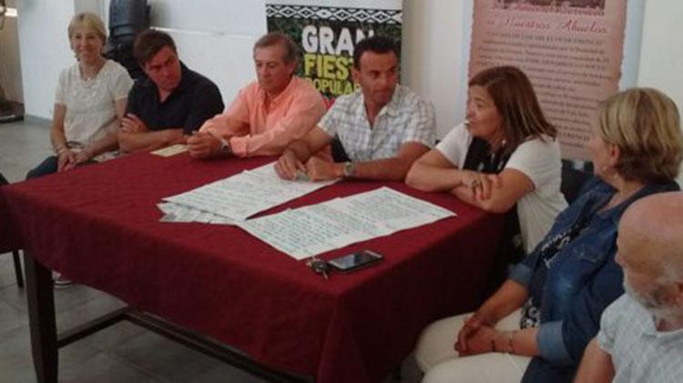Se viene la 11° Fiesta provincial del Puré