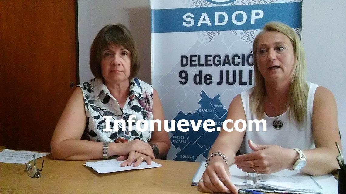 SADOP repudia despido de docente