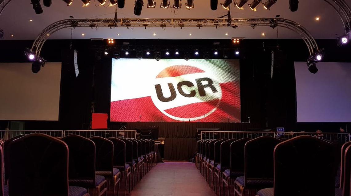 Convención Nacional de la UCR