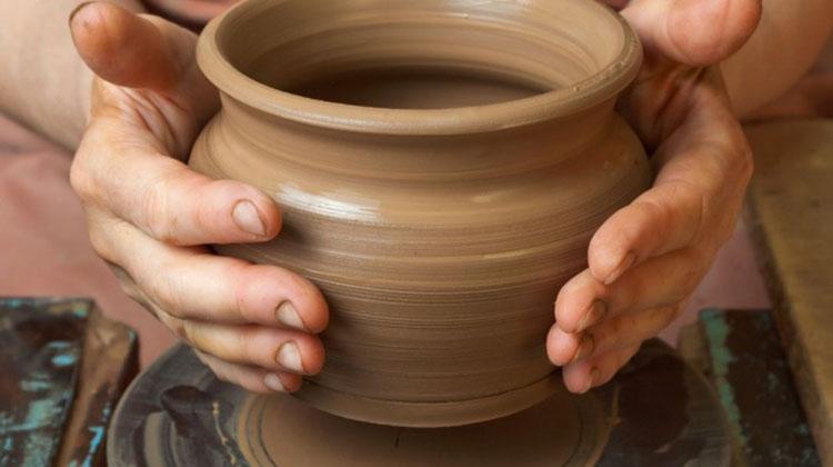 Taller de cerámica en Quiroga