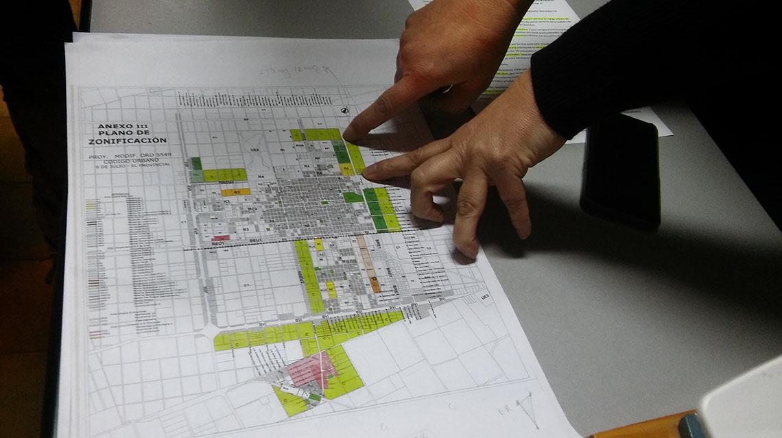 Urbanismo nuevejuliense y el gran debate