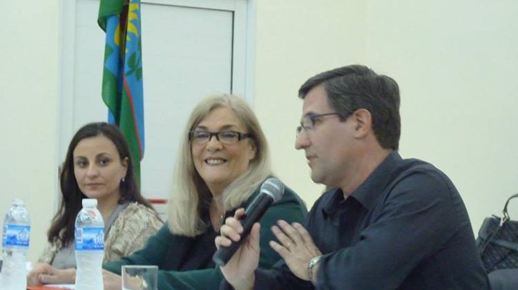 Clara Benedetti y Alejandro Casas presentan sus nuevos libros
