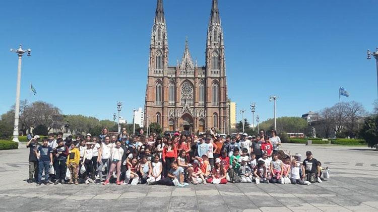 Viaje educativo a La Plata