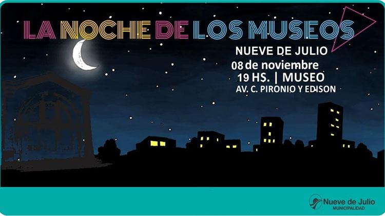 """Llega """"La noche de los museos"""""""