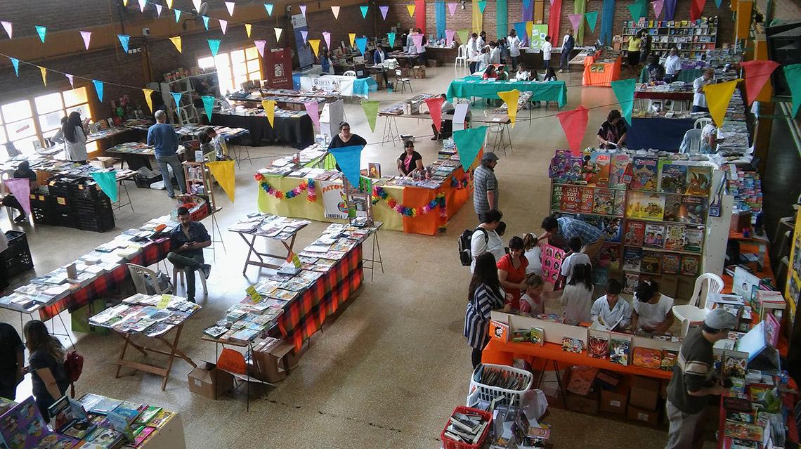 Concluyó la Feria Distrital del Libro