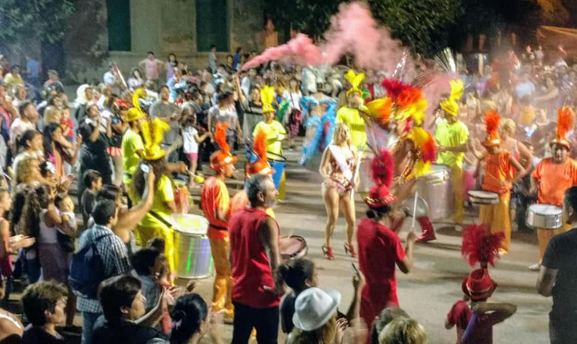 French prepara sus Carnavales 2020
