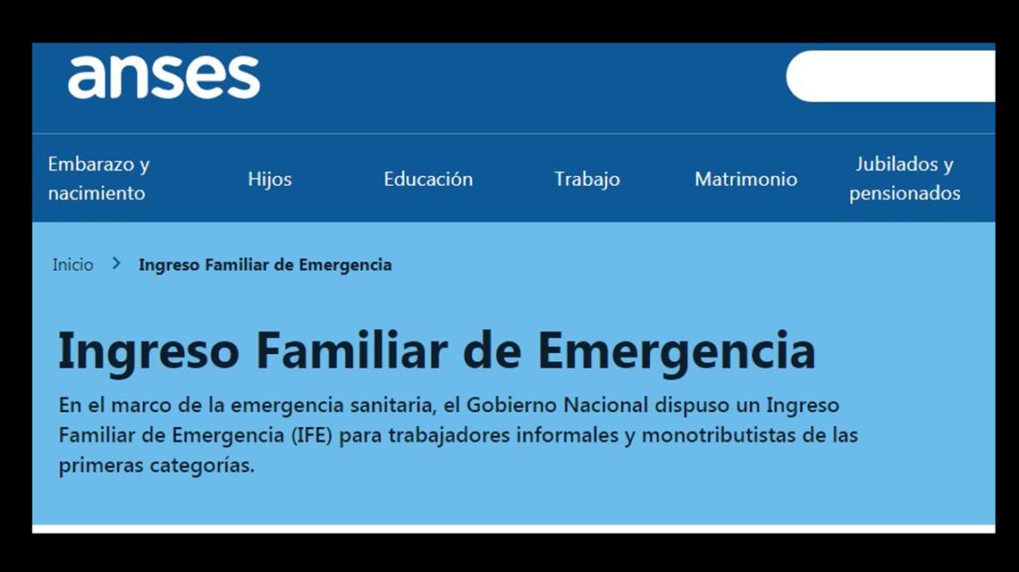 Información Importante: IFE
