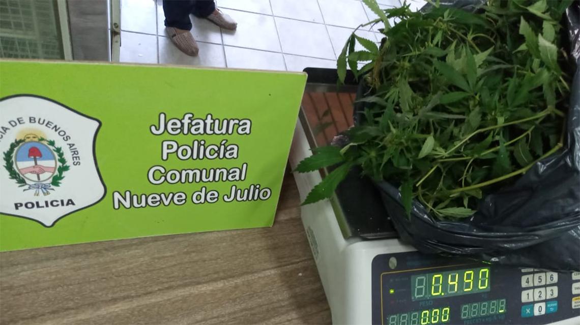 Operativos de Comunal 9 de Julio