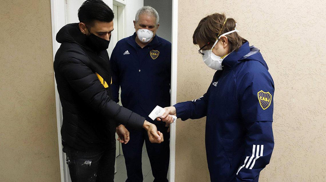 Coronavirus en la Argentina: Fútbol