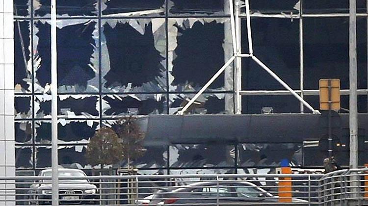 La secuencia de los atentados de Bruselas