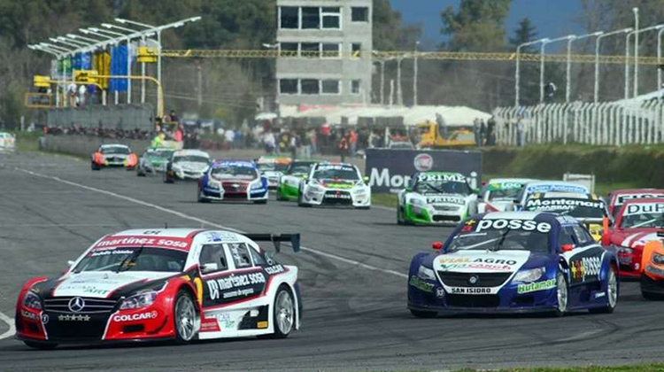 Nueve de Julio a puro Top Race